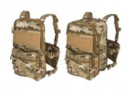 Lancer Tactical QD Chest Rig Lightweight Backpack (Camo)