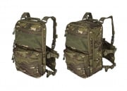 Lancer Tactical QD Chest Rig Lightweight Backpack (Camo Tropic)