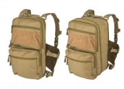 Lancer Tactical QD Chest Rig Lightweight Backpack (Tan)