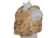 Lancer Tactical Modular Plate Carrier (Camo Desert)