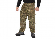 Lancer Tactical All Weather Pants (Camo/XL)