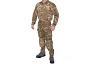 Lancer Tactical Frog Soft Shell Uniform Set (Camo Arid/XL)