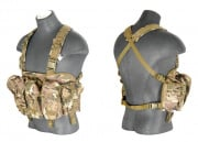 Lancer Tactical CAG Tora Bora AK Chest Rig  (Camo)