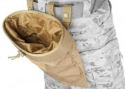 Lancer Tactical Large Foldable Dump Pouch (Coyote)