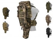 Lancer Tactical Nylon Rifle Backpack (Choose an Option)