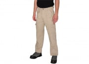 Lancer Tactical 511 Reinforced Tactical Pants (Khaki/XXL)