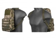 Lancer Tactical MOLLE Hydration Backpack (ATACS-FG)