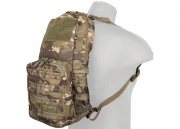 Lancer Tactical MOLLE Hydration Backpack (Camo Tropic)