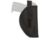 Lancer Tactical Hip Holster (Black)