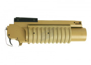 CA Military SOCOM Short M203 Launcher for M15 R.I.S. (Tan)