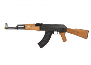 Classic Army AK 47 Sportline AEG Airsoft Rifle (Black) Factory Direct