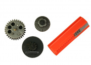 Element 300% MAX Helical Torque Gear Set w/ Polycarb Helical Pis