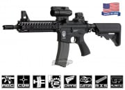 Airsoft GI G4-18 CQBR w/ Daniel Defense SOPMOD RIS Blowback Version AEG Airsoft Gun (Custom)