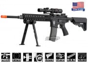 Airsoft GI G4-A5 DMR with 6.03mm Precision Barrel Blowback Version AEG Airsoft Gun