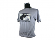 Airsoft GI Major League T-Shirt ( Digital / L )