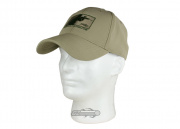 Airsoft GI Warfighter Cap (Tan)