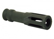 Bravo FN 249 Style Flash Hider 14mm CC