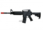 AGM MP031 M4A1 Carbine AEG Airsoft Gun (Black)