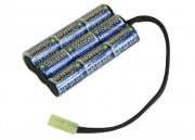 Intellect 10.8v 1600mAh NiMH PEQ2 Style Battery