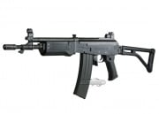 King Arms Full Metal Blow Back Galil SAR AEG Airsoft Gun