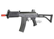 King Arms Full Metal Blow Back Galil MAR AEG Airsoft Gun
