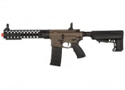 "Lancer Tactical M4 Advanced Recon Carbine 10.5"" AEG Airsoft Gun (Dark Earth)"