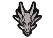 MM Dragon Head Patch ( SWAT )