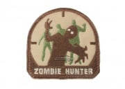MM Zombie Hunter Velcro Patch (Arid)
