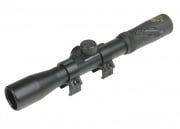 NcSTAR 4x20 Scope with Dove Tail Mounts