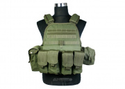 Condor Outdoor Plate Carrier Combat Set (OD Green) ONLINE ONLY