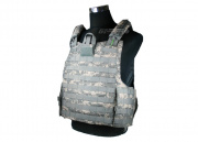 * Discontinued * Condor Outdoor Tear Away Plate Carrier (ACU/Tactical Vest)