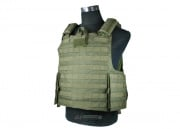 Condor / OE TECH Tear Away Plate Carrier ( OD / Tactical Vest )