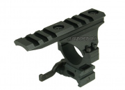 B-2 30mm QD Mount with Top Rail