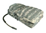 Condor / OE TECH MOLLE Hydration Carrier w/ Zipper Pockets ( ACU )
