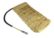 Condor Outdoor MOLLE Hydration Carrier (Tan)