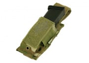 Condor Outdoor MOLLE Single Pistol Magazine Pouch ( Multicam )