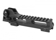 CA Rail Mount Base w/ Rear Sight