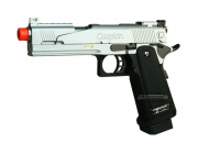 (Discontinued) Caspian Full Metal Silver Dragon Airsoft Gun