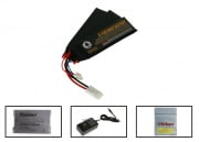 SOCOM Gear 11.1V 1500mah LiPo TriPanel Battery Package (Battery, Charger & Liposack)