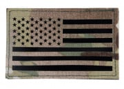 Lancer Tactical American Flag Embroidered Morale Patch (Option)