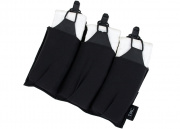 TMC Tac Light Triple Magazine Pouch (Black)