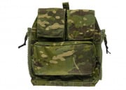 TMC Zipper Attachment Pouch (Tropic Camo)