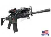 Airsoft GI Tactical Side Fold Carbine AEG Airsoft Gun (Custom)