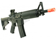 (Discontinued) TSD Tactical Gen. II Full Metal M4 Commando Airsoft Gun (Battery/Charger Package)