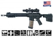 "Airsoft GI Custom Troy 13"" Battle Rifle Airsoft Gun"