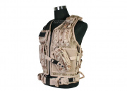 (Discontinued) UTG Tactical Vest (Desert Digital)