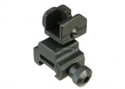 UTG Flip Up Rear Sight
