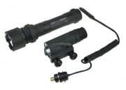 UTG Xenon Tactical Flashlight ( Weapon Mounted )