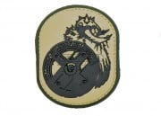 MM Berserker PVC Patch (Multicam)