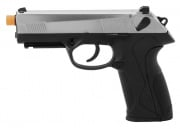 WE Tech Bulldog Full Size Full Metal Gas Blowback Airsoft Pistol (Two Tone)